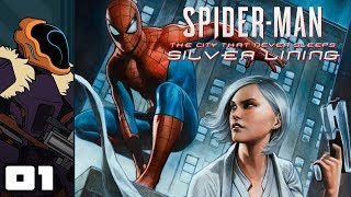 Let's Play Marvel's Spider-Man: Silver Lining - PS4 Gameplay Part 1 - Furious Reposession