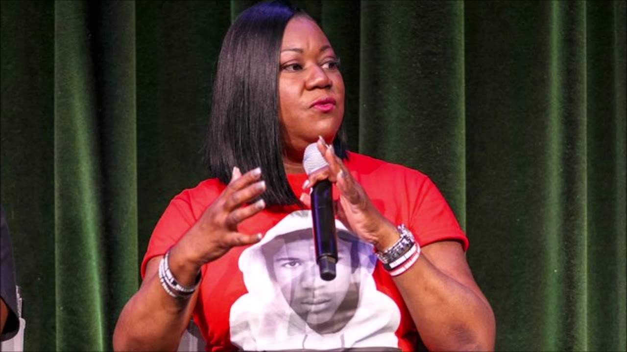 Trayvon Martin's Mother Announces Her Intention To Run For Office In Florida