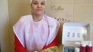 Японский супер-массаж от морщин с маслом Шиповника для лица. Блок о продукции.