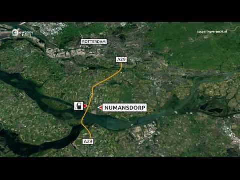 Roosendaal: Overval op vrouw (80) in de Spoorstraat