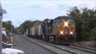 Ep. 264: CSX Local D700 Switching Standale Lumber