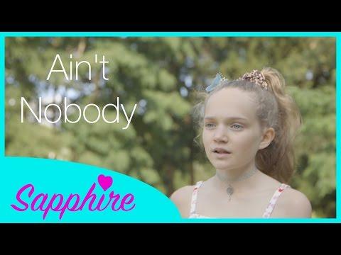 Felix Jaehn - Ain't Nobody (Loves Me Better) ft. Jasmine Thompson - Cover by 12 year old Sapphire