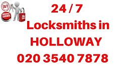 24/7 locksmith in Holloway - Emergency Holloway Road Locksmiths