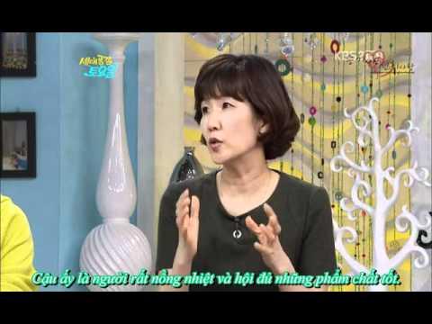 [Vietsub][18.02.2012 Ent News] Vì sao Seung Gi được yêu quý