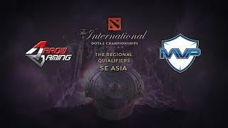 Arrow -vs- MVP, TI4 SEA Qualifier, Grand Final, Game 3