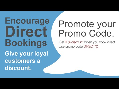 Promo Codes for hotels