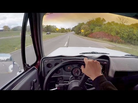 1978 Chevrolet C10 - WR TV POV Test Drive