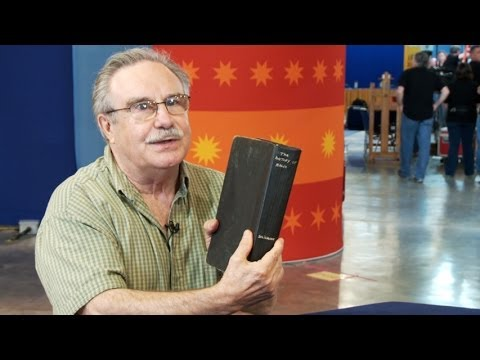 1963 Jim Morrison Inscribed Book | Owner Interview | Baton Rouge