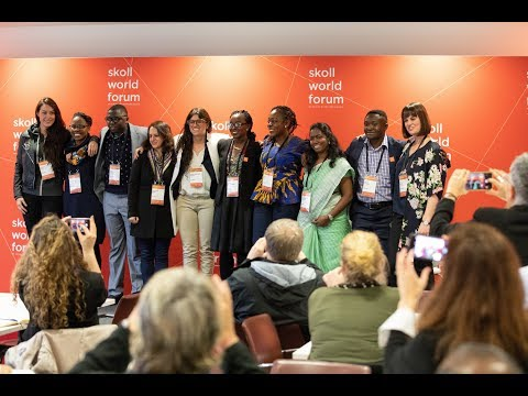 Closing the Distance Story Studio: Emerging Leaders Initiative | SkollWF 2018