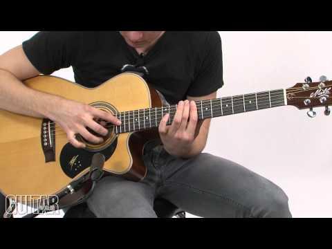 Joe Robinson - Part 2 (Harmonics Technique)