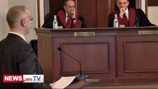 Սա պառլամենտի նիստը չի, որ քաղաքական ելույթ ունենաք  Գագիկ Հարությունյանը՝ Լեւոն Զուրաբյանին