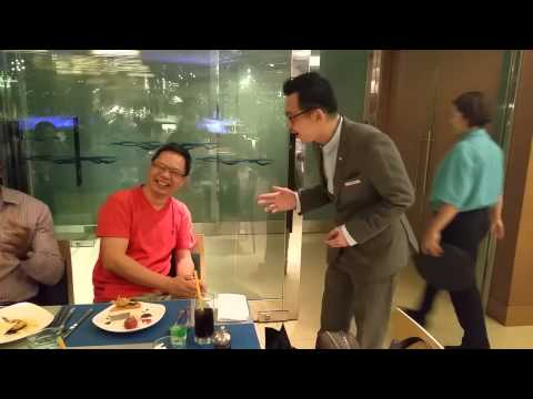 Best singing manager - birthday song in cantonese