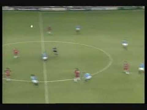 Manchester City V Huddersfield Town 1997