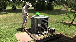 Cut Your Electric Bill in Half central air conditioner mist n save