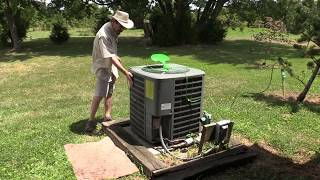 Cut Your Electric Bill in Half | Central Air Conditioner cool n save