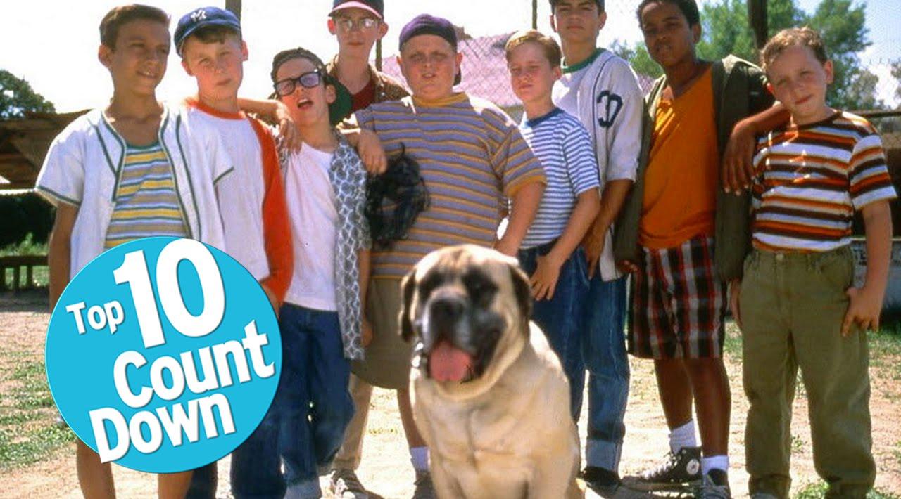 Kid Movies About Baseball