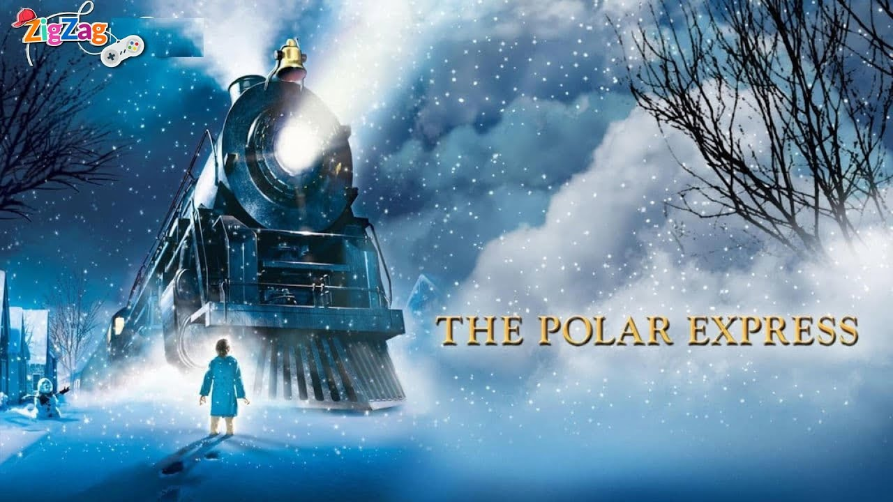 The polar express full movie game zigzag kids hd youtube - Polar express hd ...