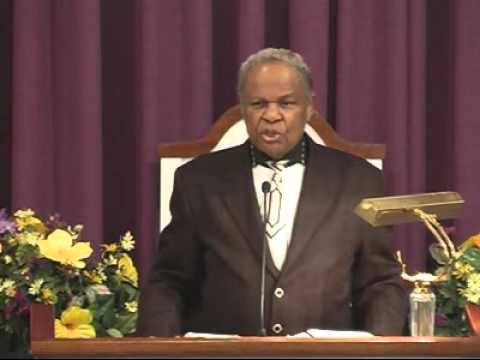 The Church A Fore Taste of Heaven (Dr. Jack Evans Sr.)