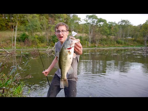 Buzzbait bass fishing vlog 3 youtube for Youtube bass fishing