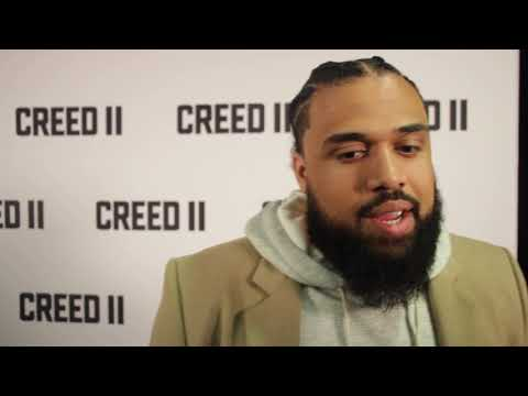 Creed II Director Steven Caple Jr. Talks The Direction Of The New Hit Movie