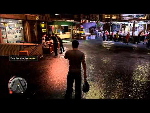 Sleeping Dogs Episode 2 - Manbag