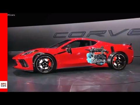 2020 Chevrolet Corvette C8 Engine and Performance
