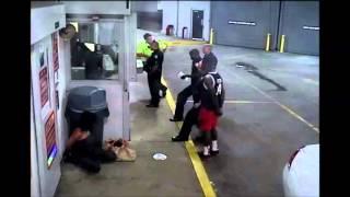 Jail Video - Police Officer Arrested - 04/28/2016