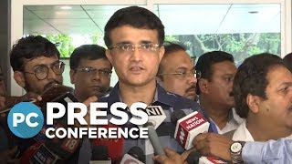 Ganguly: BCCI was going through an emergency-like situation for the past 3 years