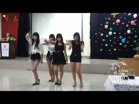 「Day by day + Ma Boy + Like this」dance cover by Spirit