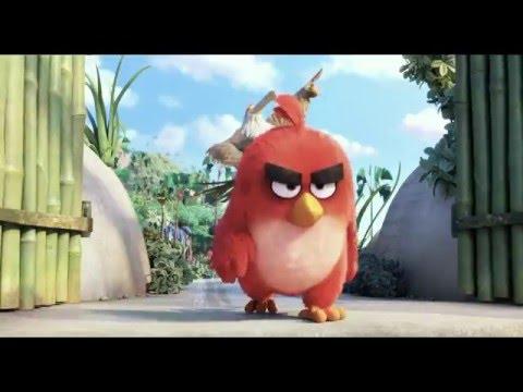 ANGRY BIRDS - DER FILM - Trailer - Ab 12.5.2016 im Kino!