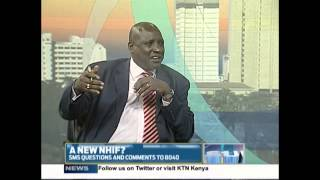 Sunrise Interview: The New NHIF
