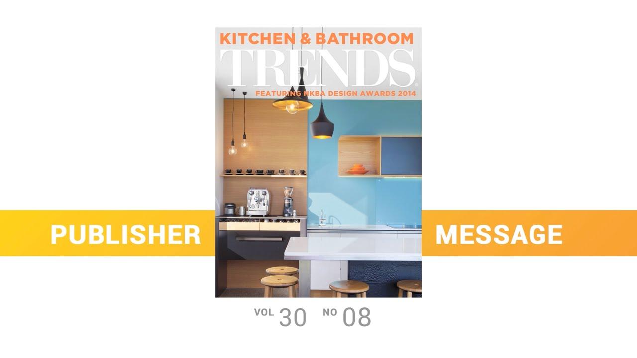 New zealand kitchen bathroom trends publisher message for Bathroom trends new zealand