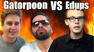 iDubbbz VS Gatorpoon (Epic Crap Battle of History)