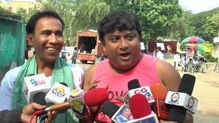 bhojpuri film awara balam on location shoot 9
