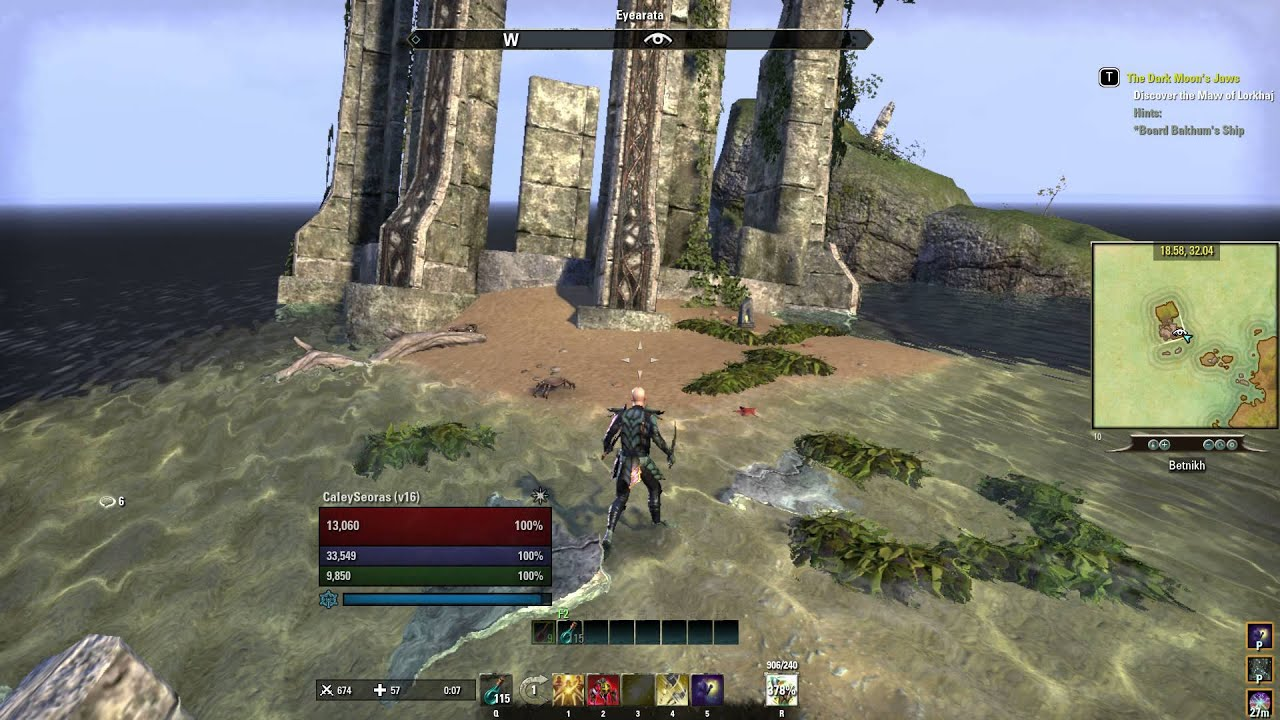 The Elder Scrolls Online: Betnikh Treasure Map I Location