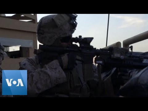 US Troops Reinforce Embassy In Baghdad