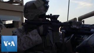 US Troops Reinforce Embassy in Baghdad