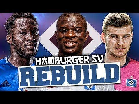 REBUILDING HAMBURG!!! FIFA 17 Career Mode