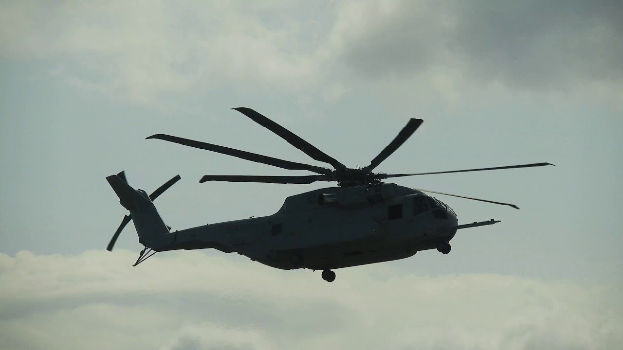 ILA2018 Preview - Lockheed Sikorsky CH53 King Stallion WIndy ...
