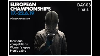 European Championships Day 03 - Finals