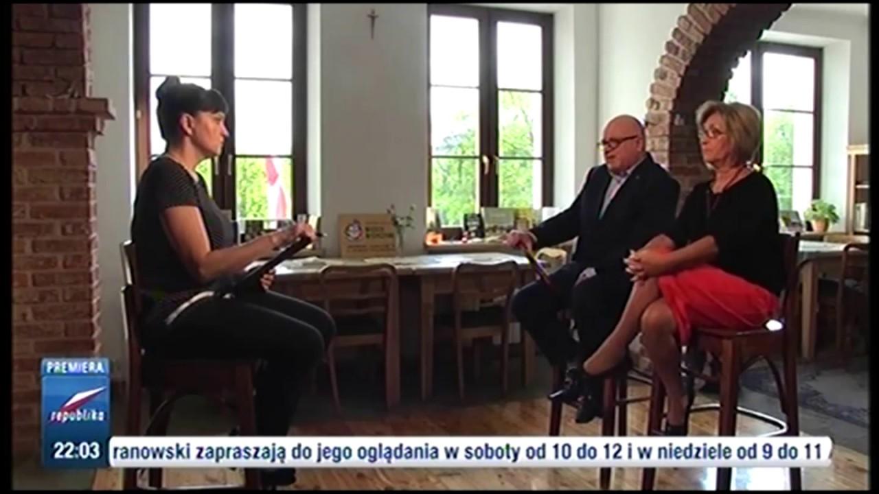 """W. Kujbida autor  filmu """"Jedwabne.."""", rozmowa 20.05.2016"""