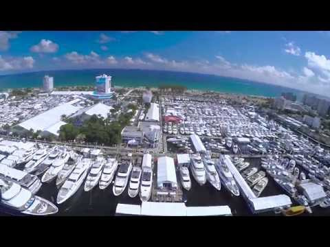 How HMY Yachts Does The Fort Lauderdale Boat Show