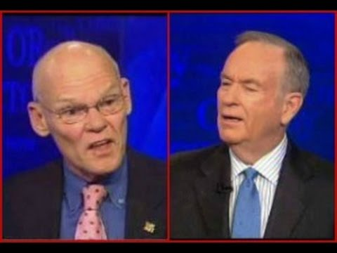 James Carville Spars With Bill O