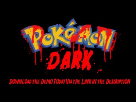 Pokemon Dark -  ROM Hack