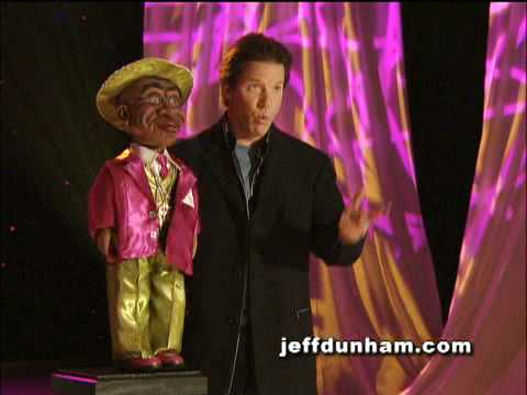 Jeff Dunham - Arguing with Myself - Sweet Daddy Dee