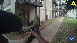 Athens Police body cam video of an officer involved shooting on Oct. 5, 2019 | AJC