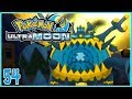 Pokemon Ultra Moon Part 54 ULTRA BEAST GUZZLORD Gameplay Walkthrough ( Pokemon Ultra Moon )