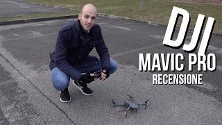 RECENSIONE + TUTORIAL • DJI Mavic Pro • #MAVIC05