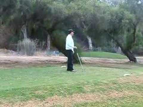 How not to hit the ball