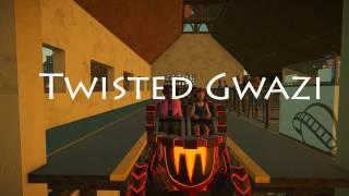 planet coaster twisted gwazi